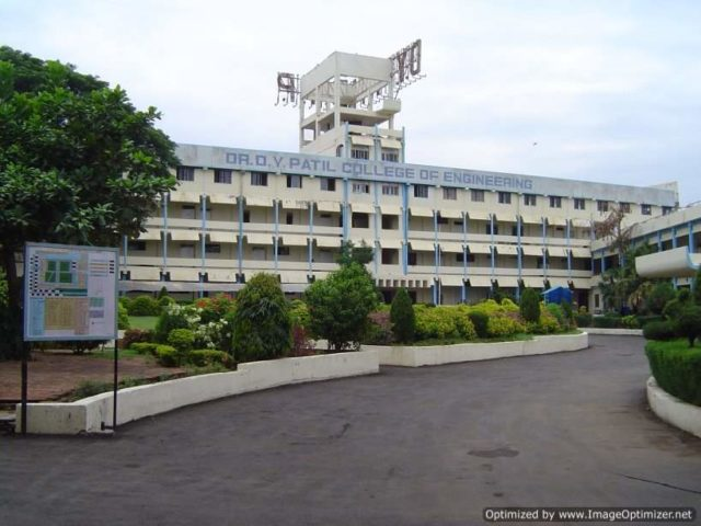 Dr. D. Y. Patil Vidyapeeth University, Pune