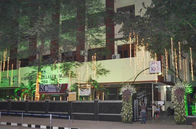 KC College, Mumbai (Kishinchand  Chellaram College)