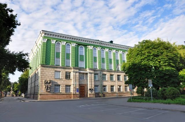 Ternopil State Medical University, Ukraine