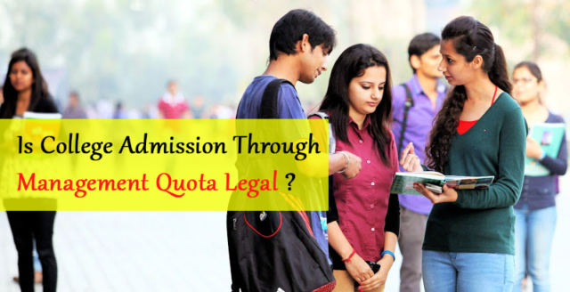 What Is Management Quota? Is Management Quota Legal? [2019 Update]