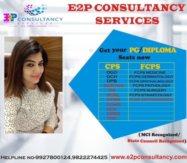 PG CPS & FCPS Courses in India